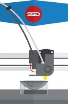 FDM 3D Printing Diagram