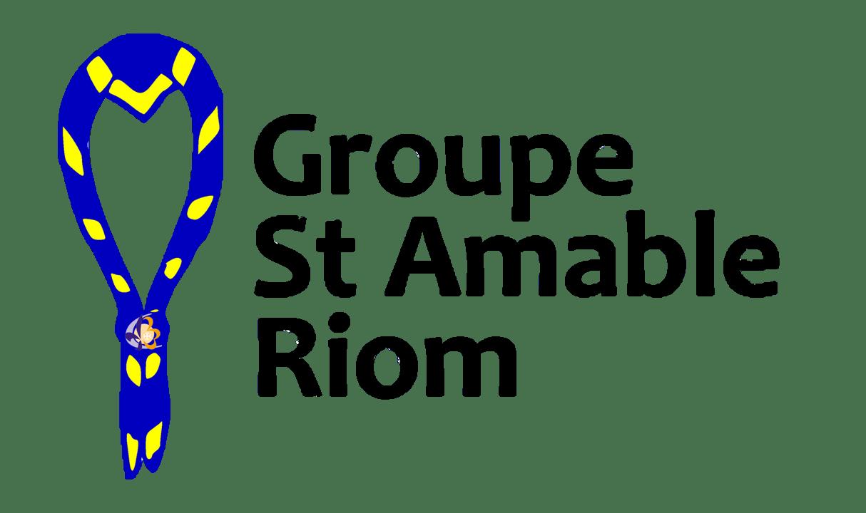 Groupe St Amable Scouts et Guides de France Riom Puy de Dôme Auvergne