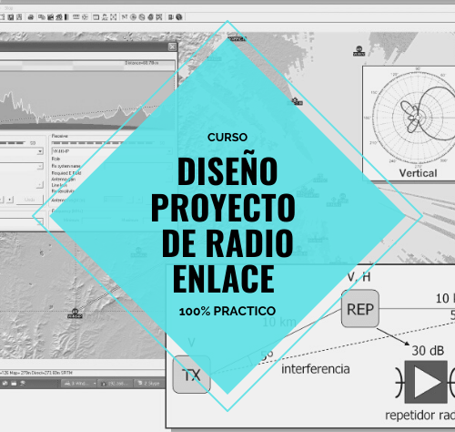DISEÑO DE PROYECTO DE RADIO ENLACE