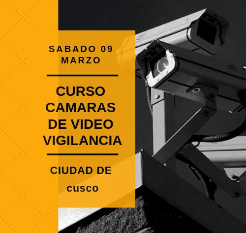 Full Day Cámaras de Vídeo Vigilancia – Ciudad de Cusco