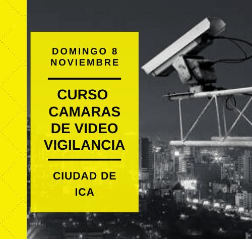 Full Day Cámaras de Vídeo Vigilancia – Ciudad de Ica