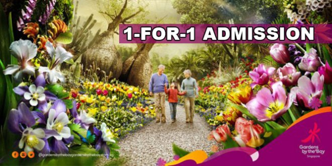 Gardens-by-the-Bay-1-for-1-Admission-for-NTUC-Members