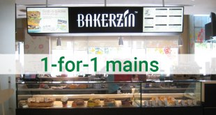 The-Sunday-Times-1-for-1-coupon-deals-Bakerzin-19-feb-2017
