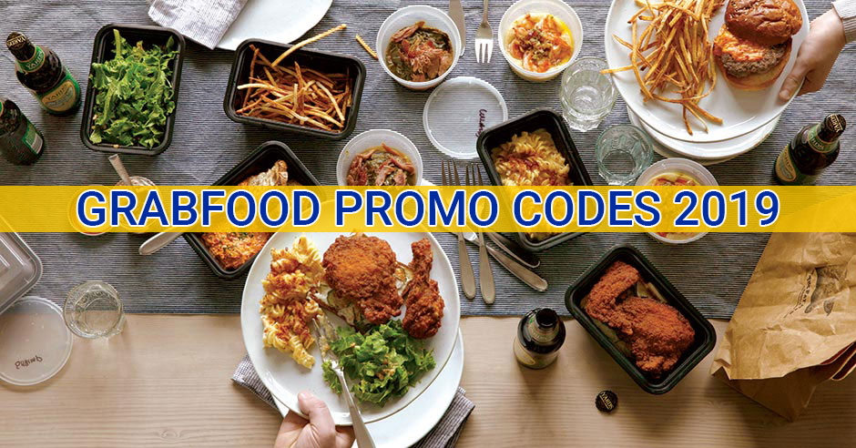 GrabFood Promo Codes | $8 OFF x 2 | Singapore Sep 2019