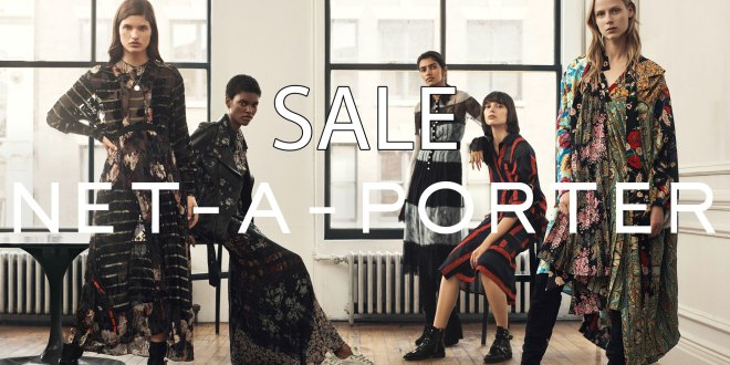 Net-A-Porter sale for Singapore 2019