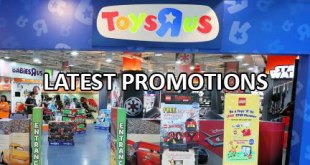 ToysRus sales for Singapore 2020