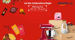 Amazon SG CNY 2020 Deals