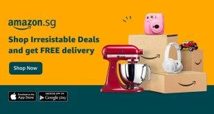 Amazon SG hotest deals