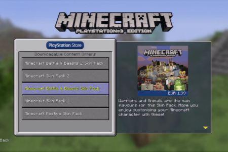 Minecraft Spielen Deutsch Minecraft Spiele Fr Playstation Bild - Minecraft ps3 auf pc spielen