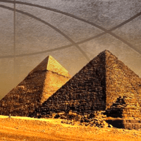 Geometria Sagrada da Grande Piramide