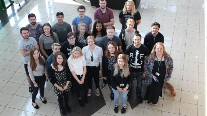 Media Apprentices 2016-17