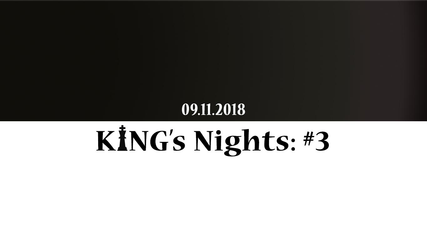 KiNG's Nights 3