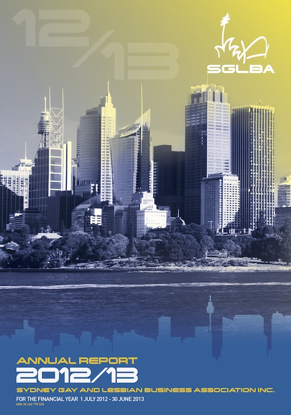 FP SGLBA 2012-13 Annual Report
