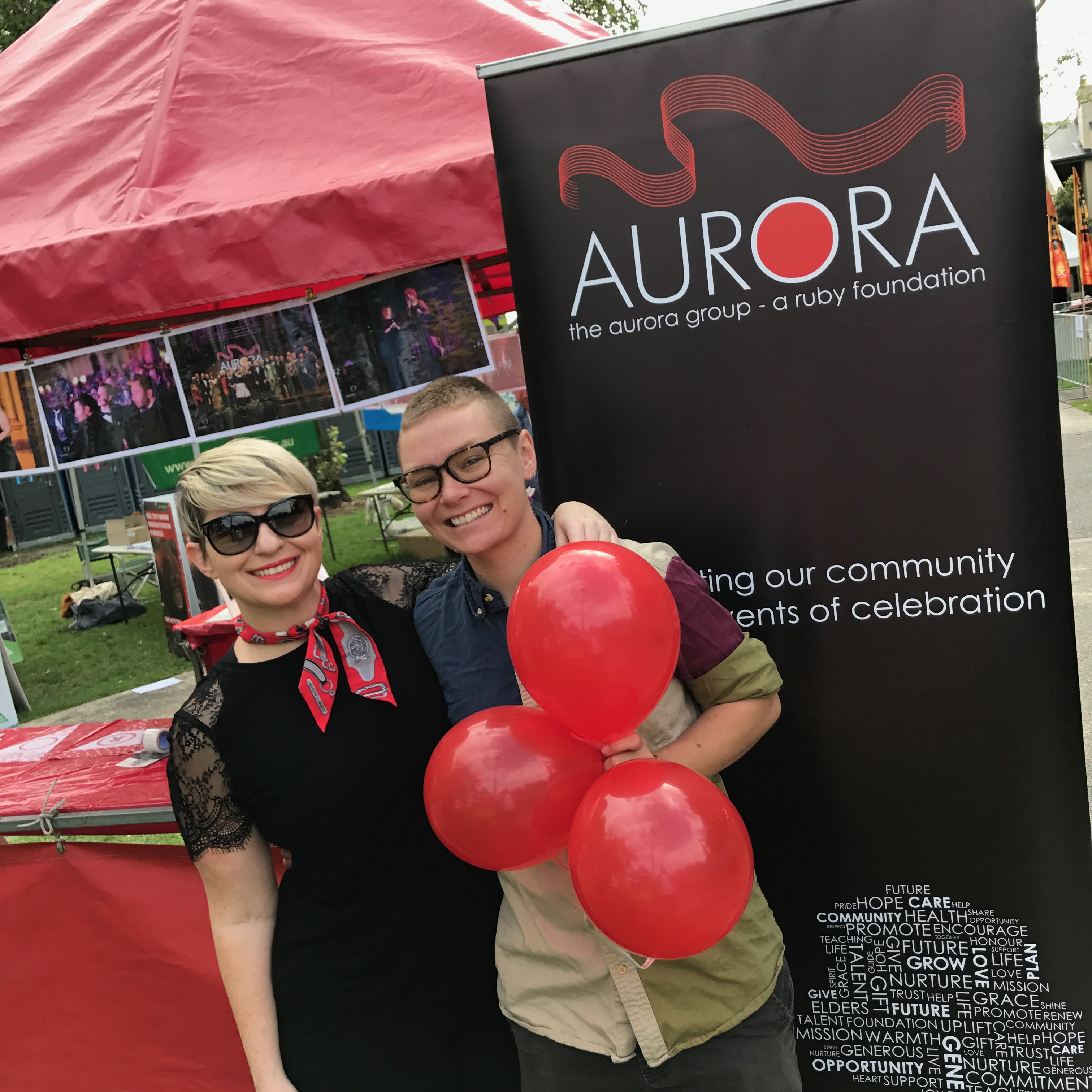 The Sydney Gay & Lesbian Mardi Gras Fair Day is an annual community event  seeing 80,000+ people attend the full day event. Fair Day was this past  Sunday, ...