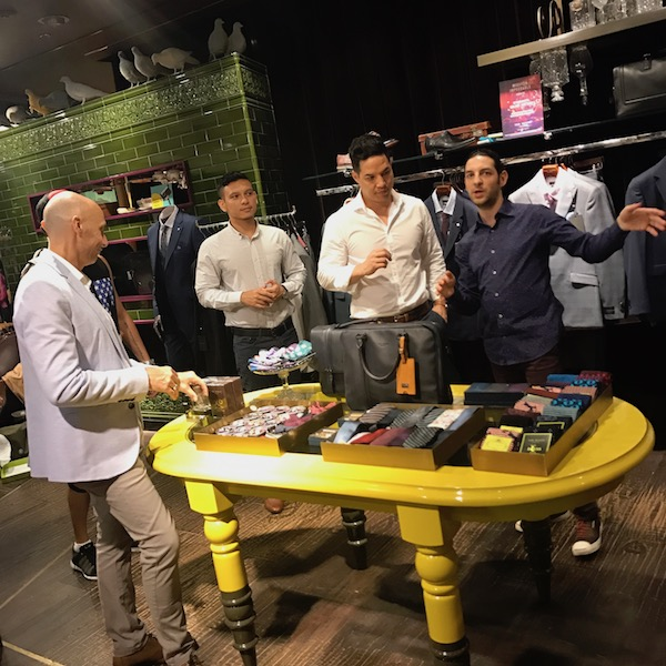 An exclusive evening with Ted Baker | London
