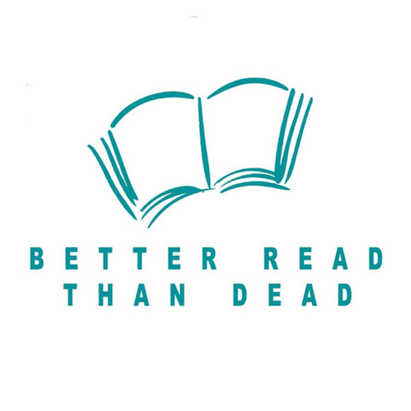 LOGO Better Read Than dead 600x600pxl