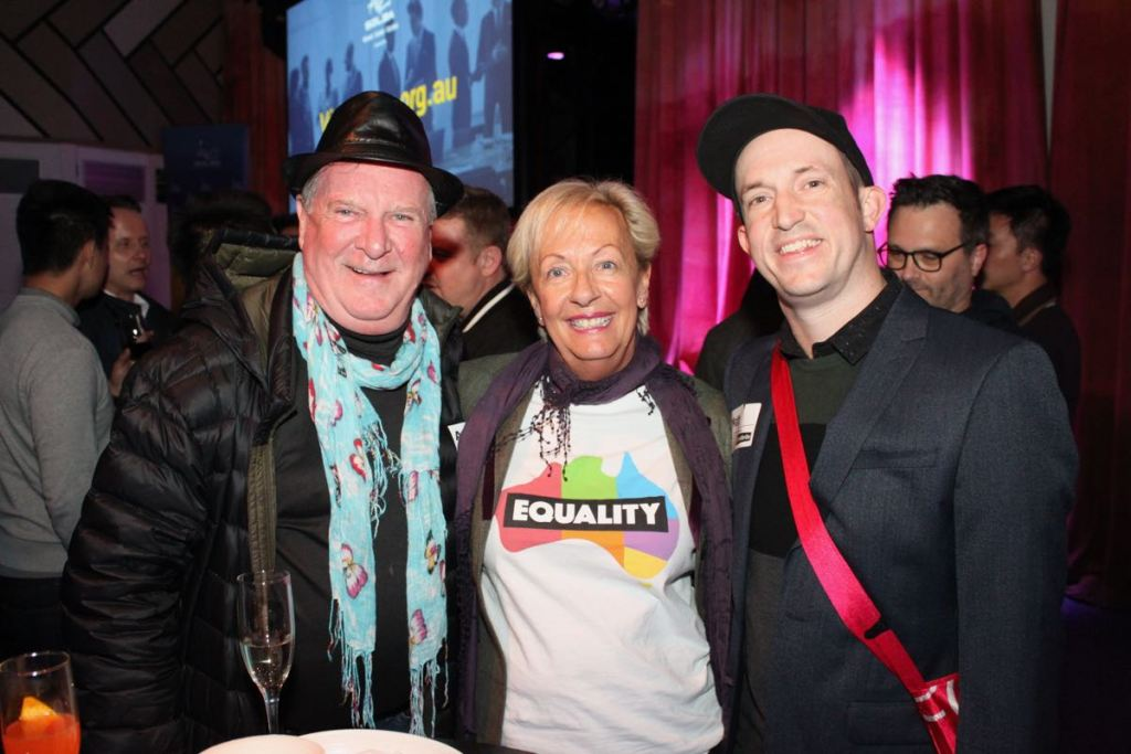 Facials, Marriage Equality & All For Trace