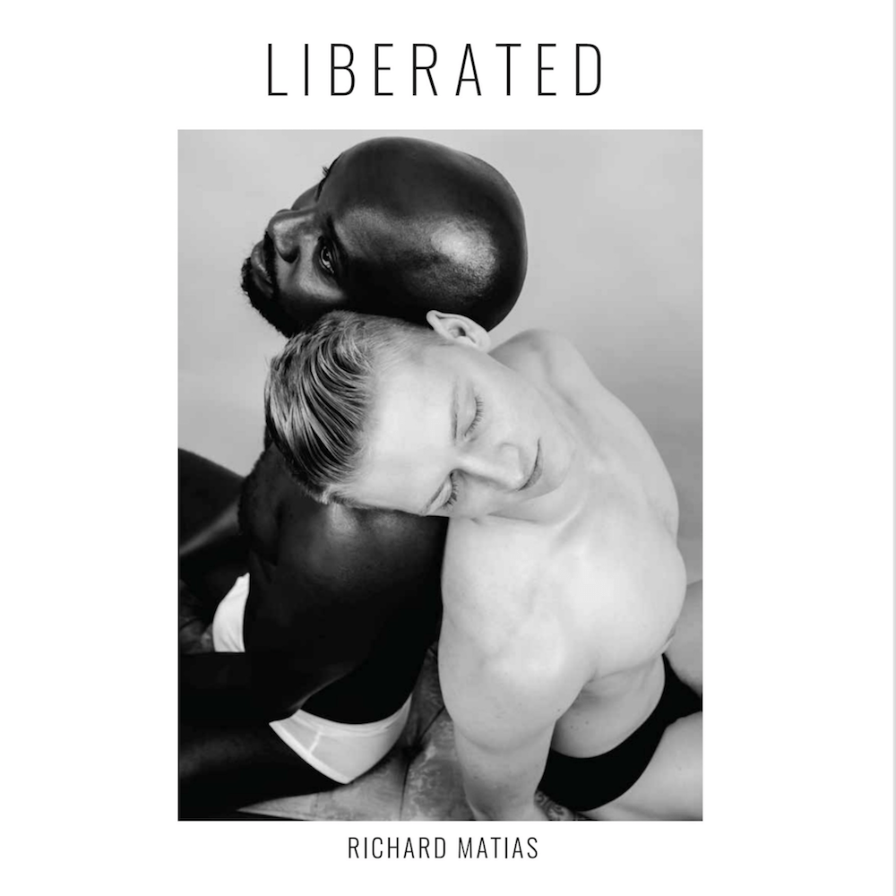 FRONT COVER LIberated Richard Matias 1000x1000pxl