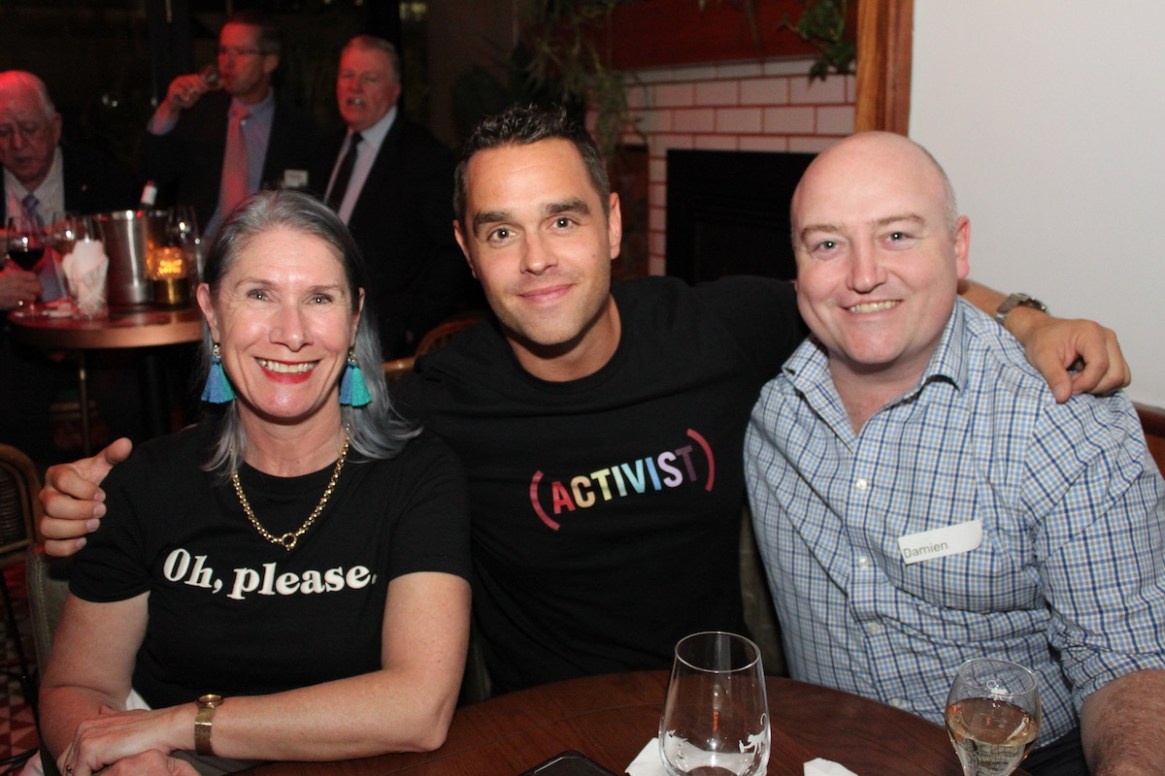 It was great to have Karl Schmid and Bobby Goldsmith talk about living with HIV and U=U.