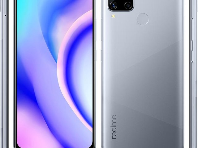 Realme C15 Qualcomm Edition; Realme rolled out July 2021 Security Update