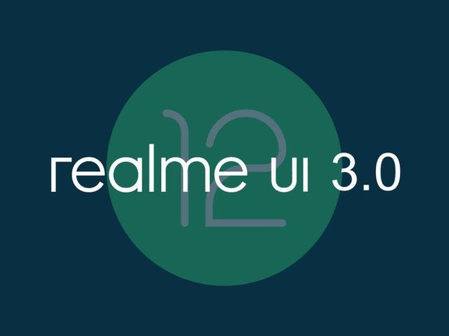 Realme UI 3.0 Supported Devices List [August 21]