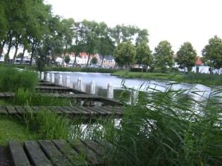 Sluis Kanal Sluis-Brügge
