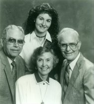 1993 - Eddie Carter, Shaye Smith, Ruth Ellen Carter Yates, Roy Carter