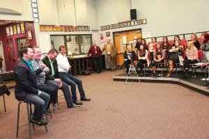 MARK209 at Chippewa Valley High School