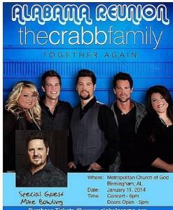 Crabb Family Reunion