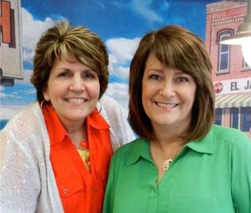 Sharon and I Arkansas