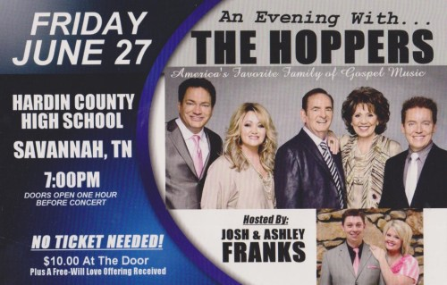 An Evening With HOPPERS