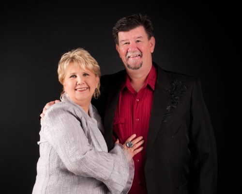 Ken and Pauline Patterson