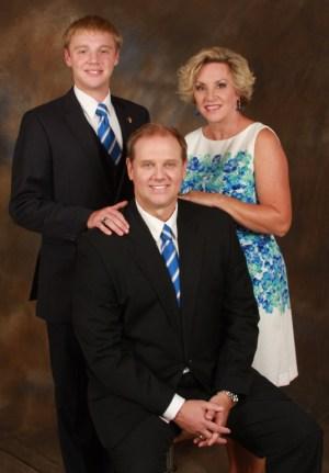 mark mudd family