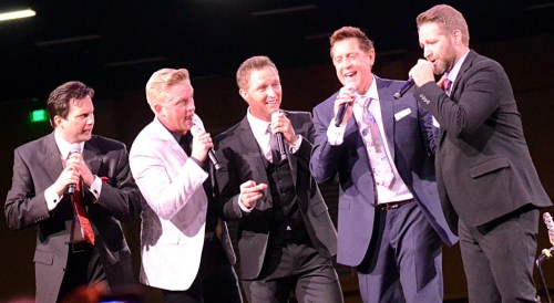 Ernie Haase and Signature Sound With Michael Booth