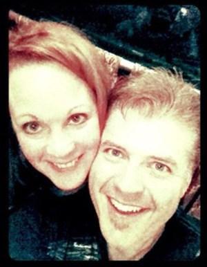 Yvonne and Bryan Hutson