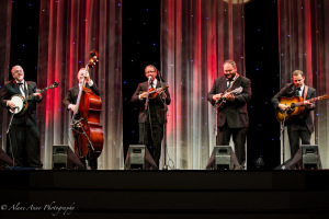 Balsam Range was named VOCAL GROUP OF THE YEAR and ENTERTAINER OF THE YEAR.