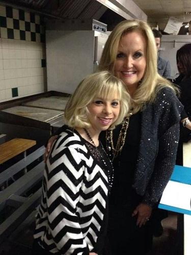 Ashley and Karen Peck