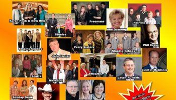 Gospel Music FanFair 2016 - Southern Gospel News SGN Scoops