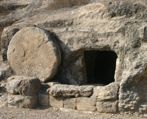 Empty Tomb. Easter. David Staton