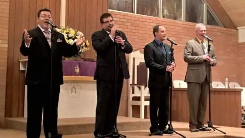 The Annual Gordo Masonic Singing
