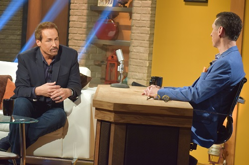 Michael English Special Guest On RFD-TVs The Music City Show
