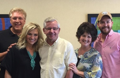 The Rick Webb Family is excited to be teaming with producers Dave Clark