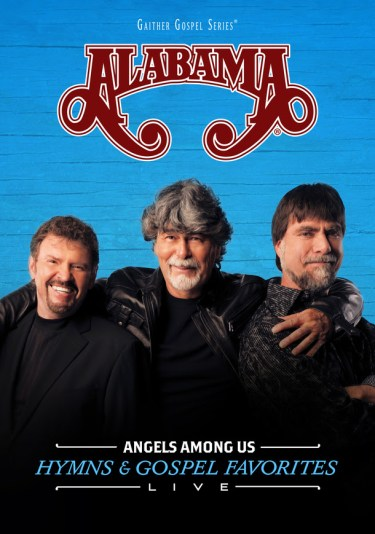 Country Music Hall of Famers Alabama Top Charts This Week with All-New DVD Release