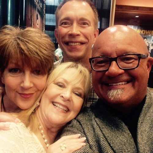 Kenna West, Tana Rogers, Stan Whitmire, Dusty Wells