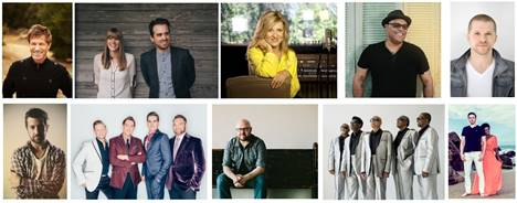 The NEW Hymns of Fanny Crosby - Multi-artist project Includes Ernie Haase & Signature Sound