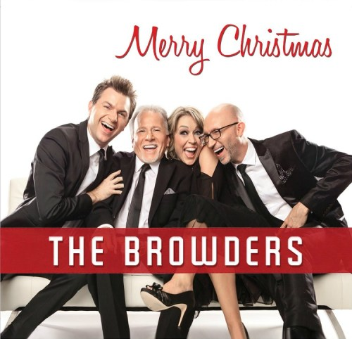 Browders Release New Christmas CD Just In Time For The Holidays