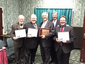 Creekside Honors Jerry and the Singing Goffs