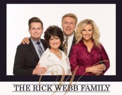 Rick Webb Family