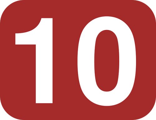Top Ten List For Southern Gospel Weekend