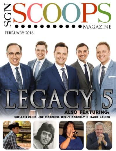February 2016 SGNScoops Magazine